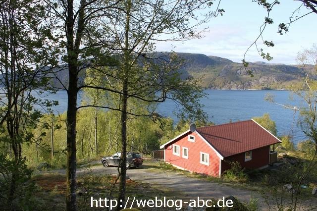 Bilder vom Norwegen Urlaub