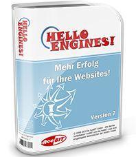 Acebit Hello Engines! 7™ - Analyse für SEO-Einsteiger...