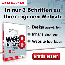 web to date - DATA BECKER